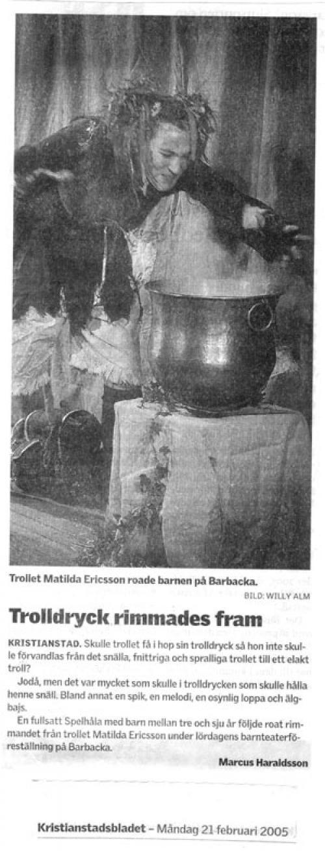 LVT-2005-0221Kristianstadsbladet